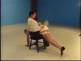 Classic Spanking Sex