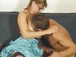 Classic Granny Sex